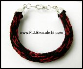 Red is the new Black A Bracelet Allison No 2