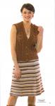 Skirt & Vest 03