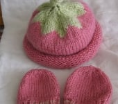 colibridreams baby berry hat ravelry