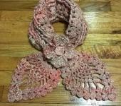 nikki derby scarf
