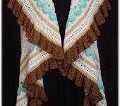 Diamonte Sweater Front