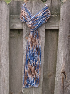soft steps scarf