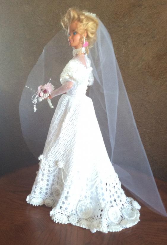 Glenda superfina gown