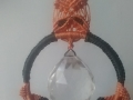 louis crystal hanger no 18