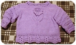 Elisols baby sweater
