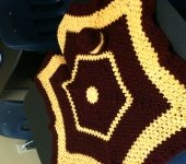 Redskins David blanket Alida