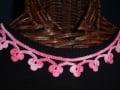 pink var necklace