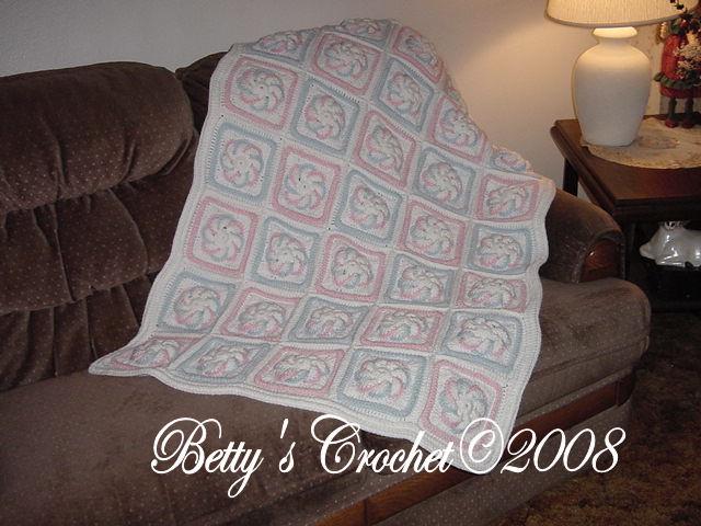 Bettys Blanket