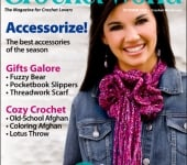 Crochet world Oct 10