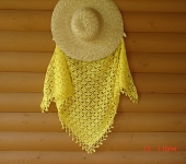pennys summer shawl