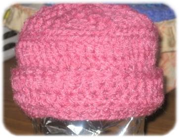 Maryjeans Punto Yarn Hat