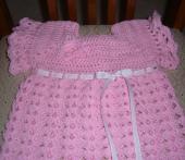 Beverooni1s TediBare Baby dress Ravelry