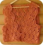 Penny vest from tunic & bolero & vest