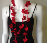 jennys sinfonia heart scarf