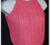 Trigo pink top