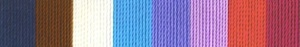 8 new colors