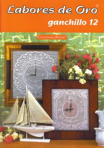 labores de oro Ganchillo 12