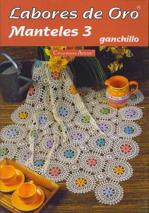 labores de oro Manteles 03