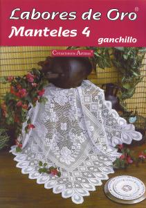 labores de oro Manteles 04