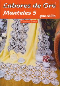 labores de oro Manteles 05