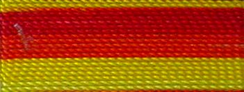 51 multi orange-yellow