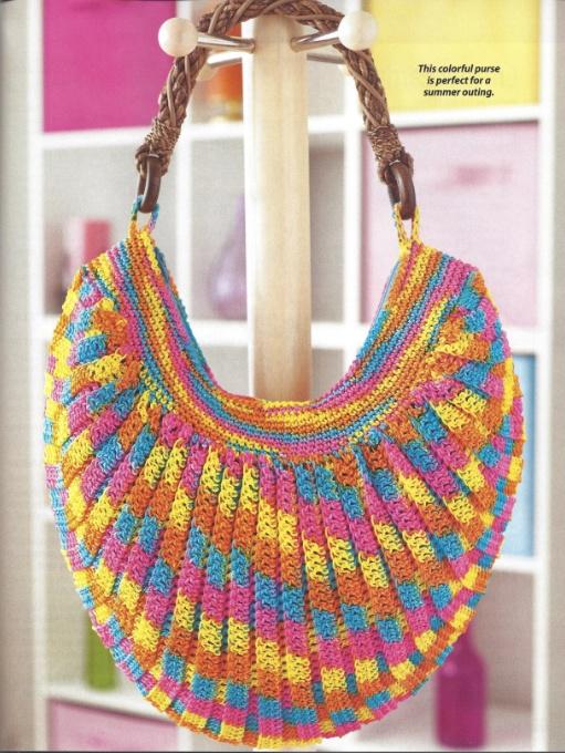 Free Crochet Patterns Using Nylon Thread : #9 La Espiga - Creative Yarn Source