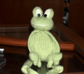 elens little frog ravelry