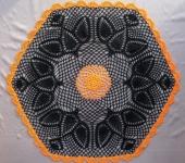 Monicas 10 Crochet Cotton Doily