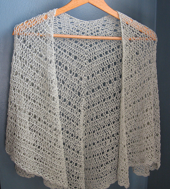 caties Evas shawl estilo