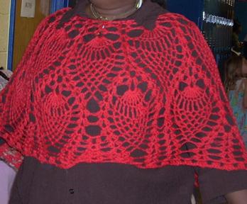 Alidas Fantasia shawl 1