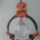 louis crystal hanger no 18