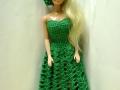 Kathys barbie dress no 2