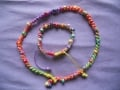 Tanyas Necklace Set 18 Nylon