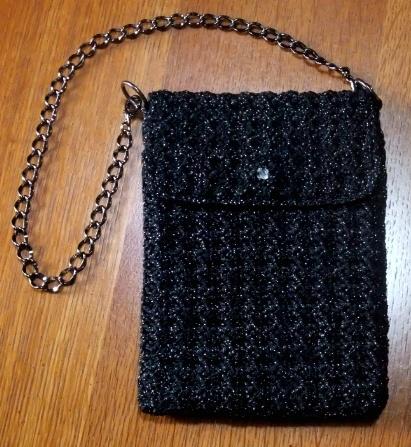 black evening bag 2