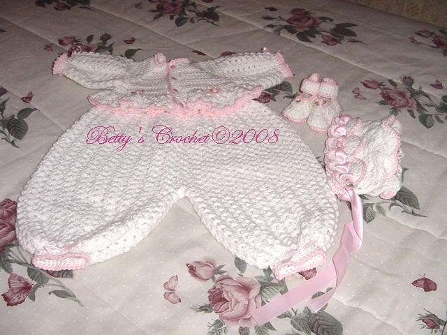 Bettys Pink Romper Outfit