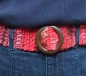 belt front