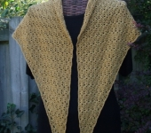 Yvonnes shawlfront