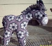 virginia sinfonia donkey