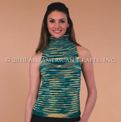 turtleneck knitnstyle