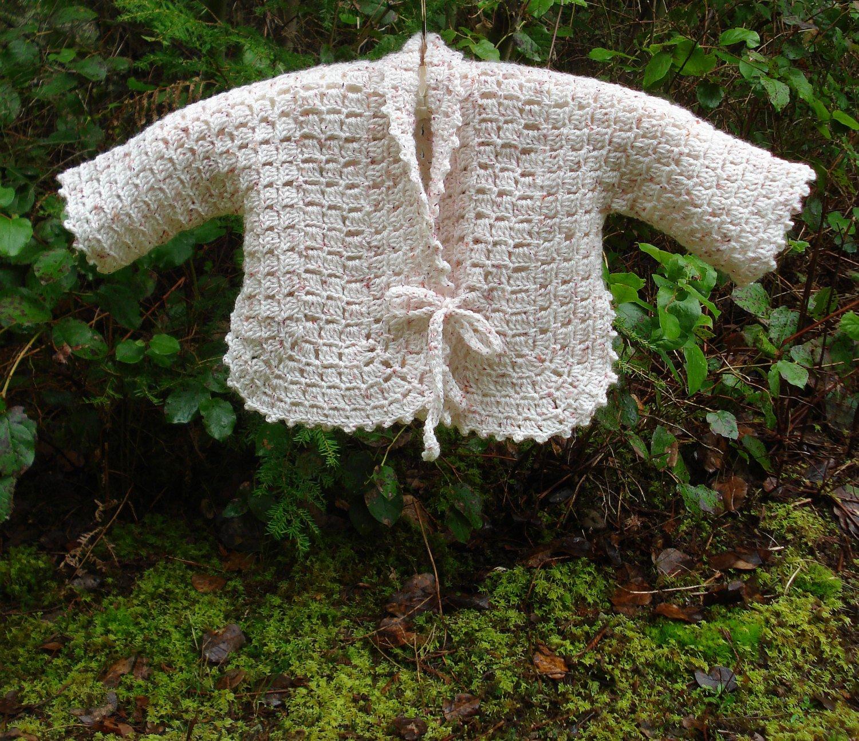 nancys vintage inspired baby jacket