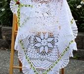 Silverlace-Blanket Alla Trigo
