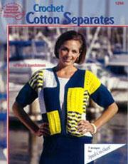 Crochet Cotton Separates 8.95 drg