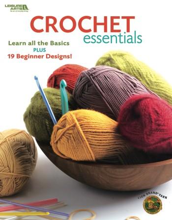 Crochet Essentials 10.95 la