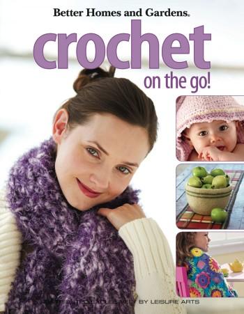 Crochet on the Go 10.95 la