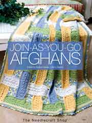 Join-As-You-Go Afghans 19.95 drg
