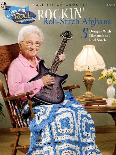 Rockin' Roll-Stitch Afghans 6.95