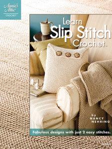 learn slip stitch crochet