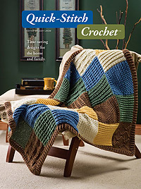 quick stitch crochet