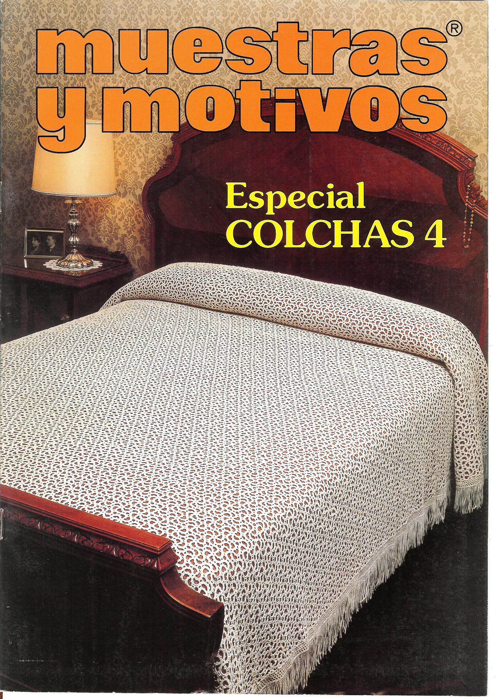 Muestras y motivos spanish booklets creative yarn source - Colchas a ganchillo muestras ...