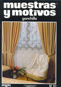 Muestras y Motivos Ganchillo 51